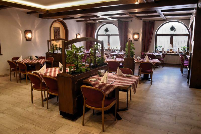 Hotel • Garni Rats-Schänke - Restaurant